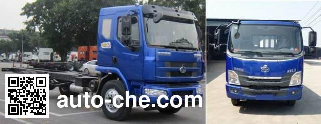 Chenglong LZ5181XXYM3ABT van truck chassis