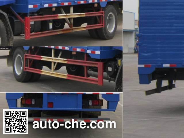 Chenglong LZ5181XYKM3AB wing van truck