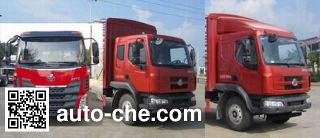 Chenglong LZ5182CCQM3AB livestock transport truck