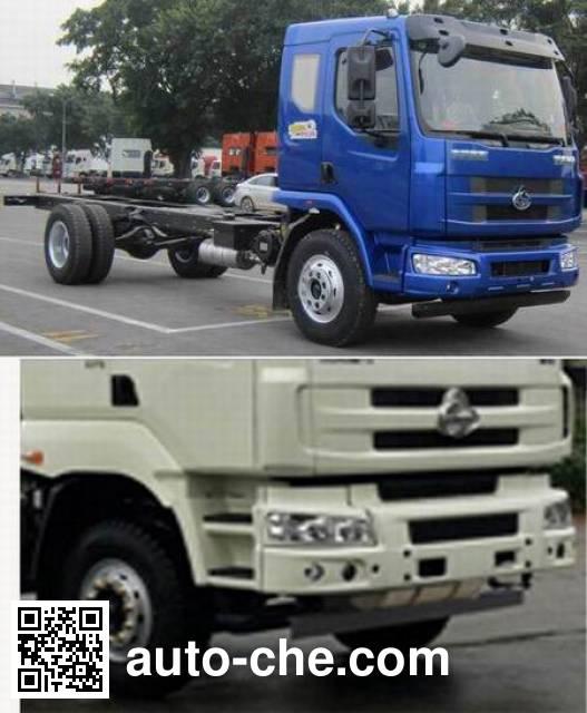 Chenglong LZ5182XXYM3ABT van truck chassis