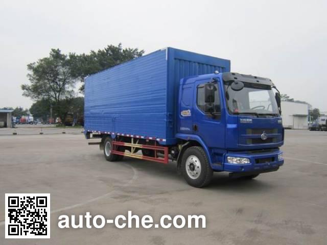 Chenglong LZ5185XYKM3AB wing van truck