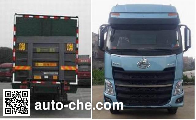 Chenglong LZ5200XYZM5CA postal vehicle