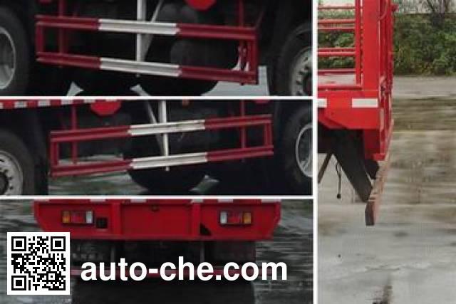 Chenglong LZ5244CCQREL livestock transport truck