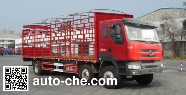乘龙牌LZ5250CCQM5CA畜禽运输车