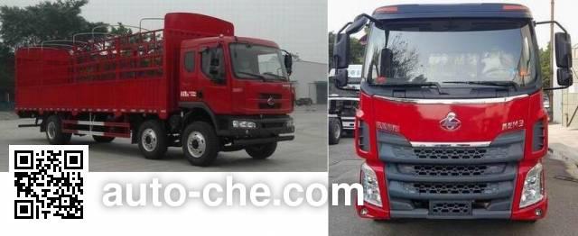 Chenglong LZ5250CCYRCMA stake truck