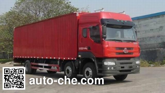Chenglong LZ5250XXYM5CB box van truck