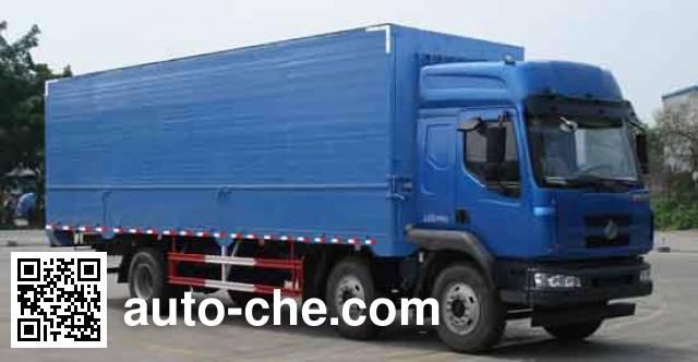 Chenglong LZ5250XYKM3CA wing van truck