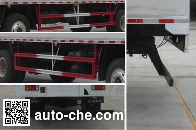Chenglong LZ5251XXYM3CB box van truck