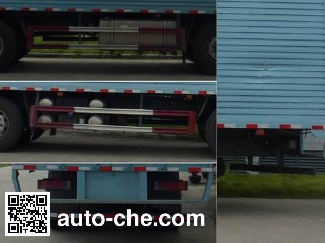 Chenglong LZ5310XXYH7FB box van truck