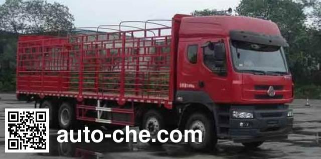 乘龙牌LZ5311CCQQELA畜禽运输车
