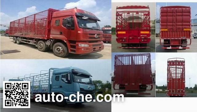 Chenglong LZ5320CCQH7EB livestock transport truck