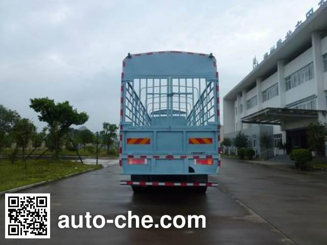 乘龙牌LZ5320CCQH7EB畜禽运输车