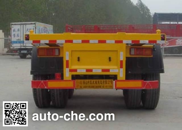 Luxuda LZC9351TJZ container transport trailer