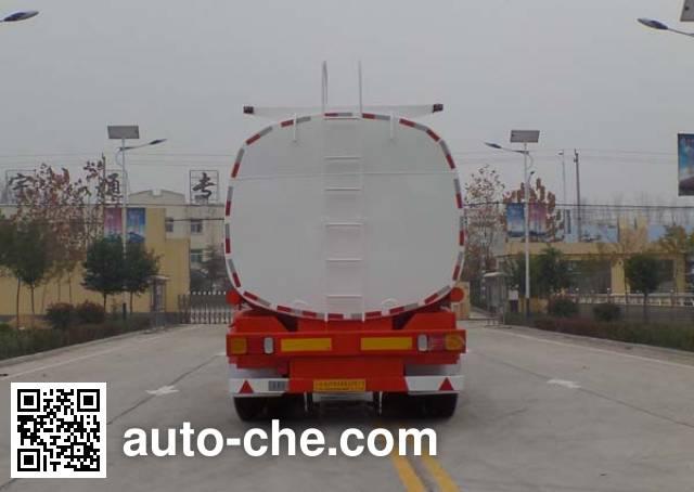 Luxuda LZC9400GYS liquid food transport tank trailer