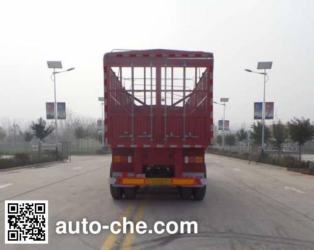 Luxuda LZC9401CCY stake trailer