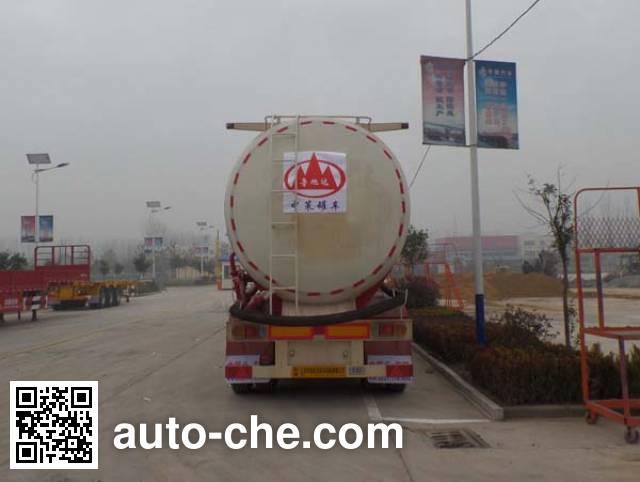 Luxuda LZC9401GFLD low-density bulk powder transport trailer