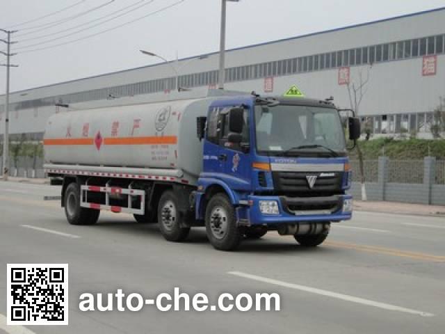 Xiongmao LZJ5251GRY flammable liquid tank truck