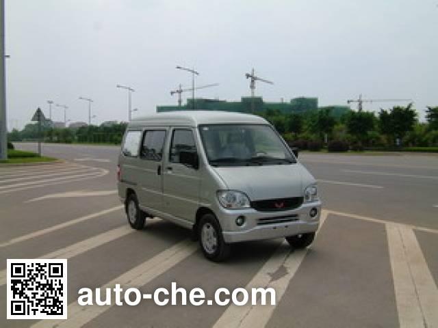 Yanlong (Liuzhou) LZL5026XXYCV van truck