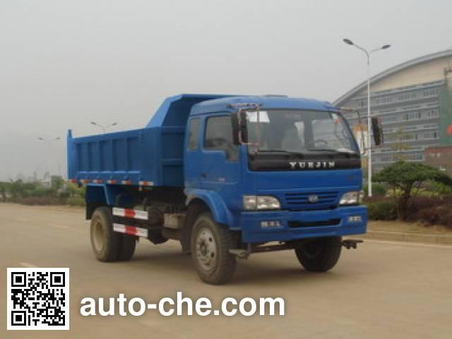 Yanlong (Liuzhou) LZL5160ZLJDDJW dump garbage truck