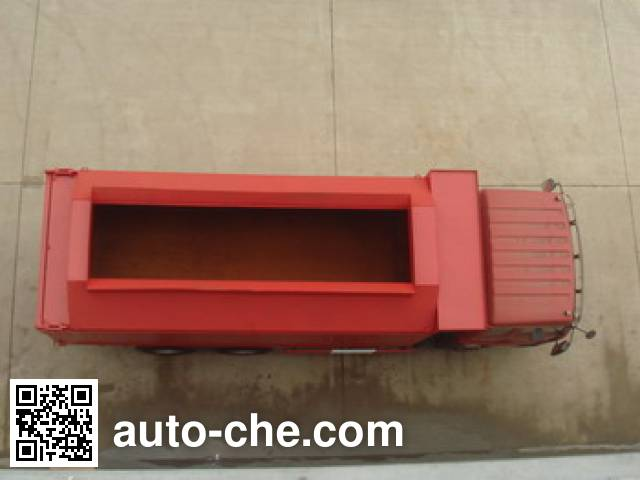 Yanlong (Liuzhou) LZL5253ZLJ dump garbage truck