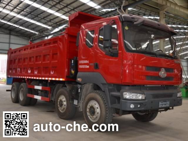Yanlong (Liuzhou) LZL5312ZLJ dump garbage truck