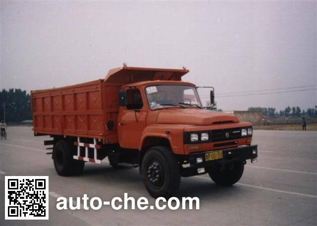 迅力牌LZQ3140XS自卸汽车
