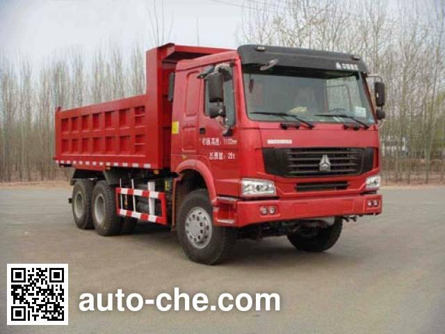 Xunli LZQ3250ZPQ38A dump truck