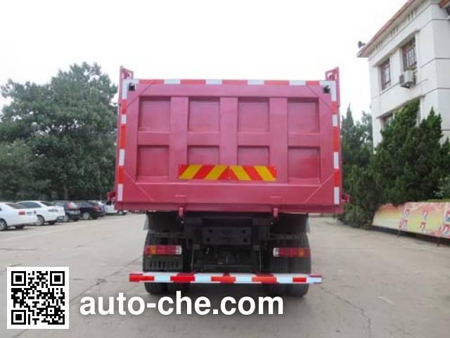Xunli LZQ3251ZSQ38A dump truck