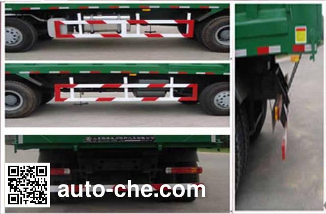 Xunli LZQ3310ZSQ42A dump truck
