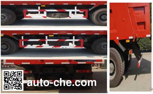 Xunli LZQ3312ZSQ46M dump truck