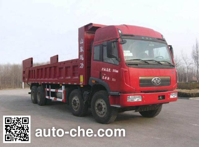 Xunli LZQ3313ZSQ46J dump truck