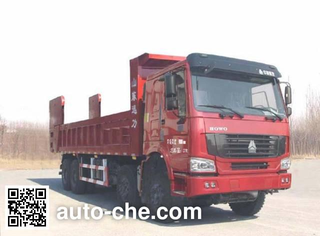 Xunli LZQ3316ZSQ46A dump truck