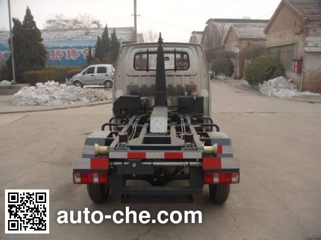 Xunli LZQ5020ZXX detachable body garbage truck