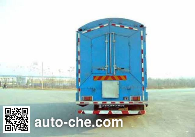 Xunli LZQ5122XWT mobile stage van truck