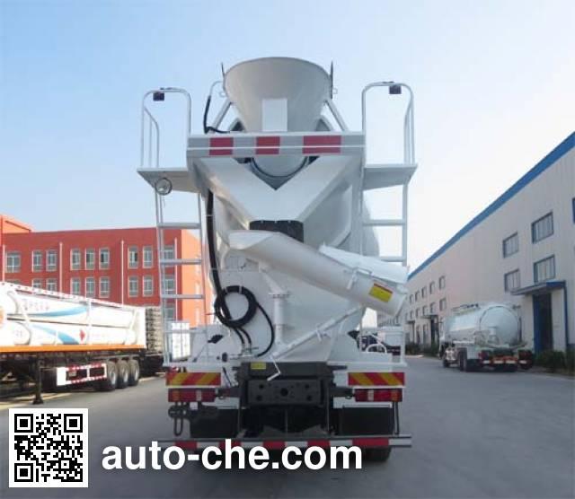 迅力牌LZQ5254GJB404HD混凝土搅拌运输车