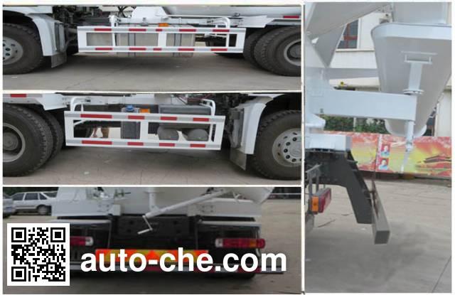 迅力牌LZQ5255GJB38AD混凝土搅拌运输车