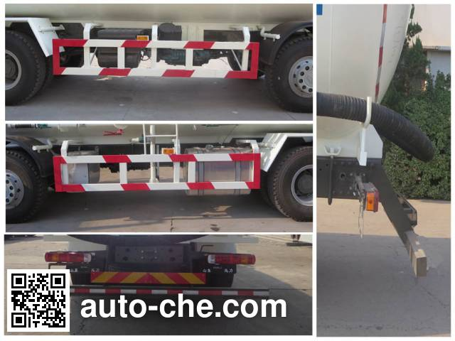 Xunli LZQ5310GFLC low-density bulk powder transport tank truck
