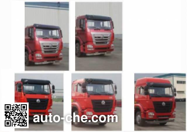 Xunli LZQ5313GFLC low-density bulk powder transport tank truck