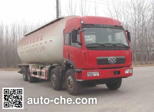 迅力牌LZQ5314GFLC粉粒物料运输车