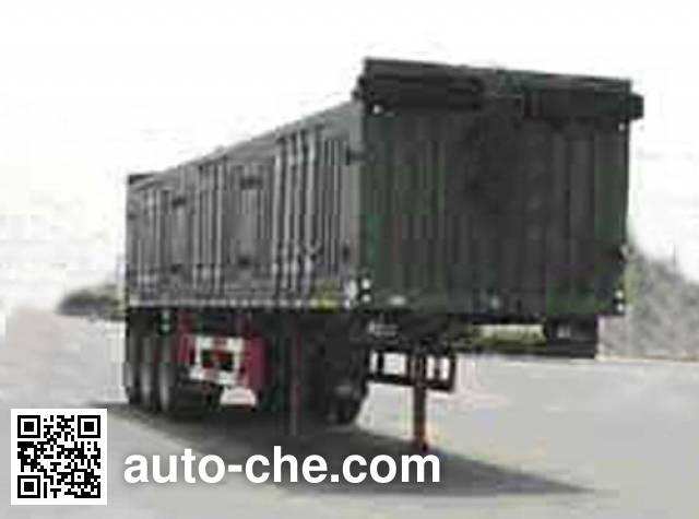 Xunli LZQ9380MT coal transport trailer