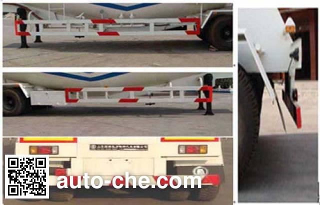 Xunli LZQ9401GFL bulk powder trailer
