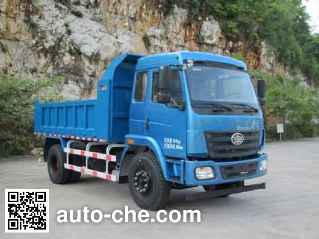 FAW Liute Shenli LZT3061PK2E4A95 dump truck