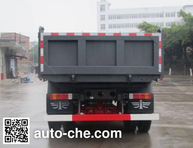 FAW Liute Shenli LZT3121PK2E4A95 dump truck