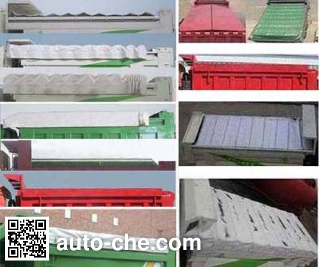 FAW Liute Shenli LZT3122K2E4A90 dump truck