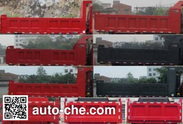 FAW Liute Shenli LZT3123P3K2E4A95 dump truck