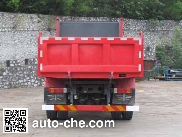 FAW Liute Shenli LZT3163P3K2E4A90 dump truck
