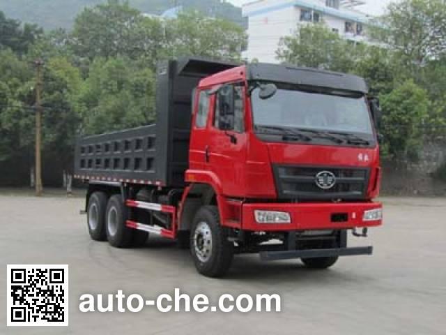 FAW Liute Shenli LZT3258PK2E4T1A93 dump truck