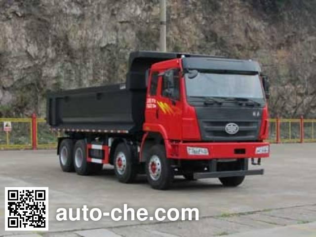 FAW Liute Shenli LZT3311PK2E4T4A91 dump truck