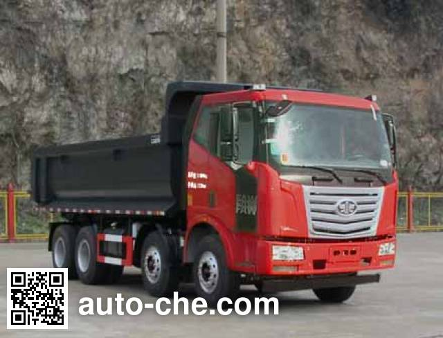 FAW Liute Shenli LZT3314P3K2E4T4A91 dump truck