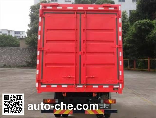 FAW Liute Shenli LZT5160XYKPK2E5L3A95 wing van truck